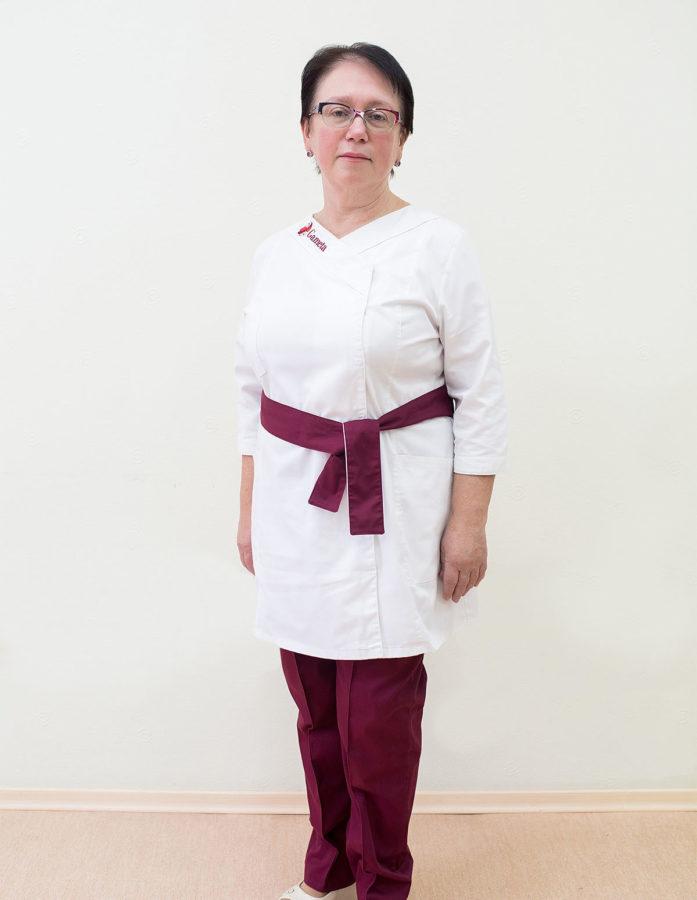 Перминова Таисия Ивановна