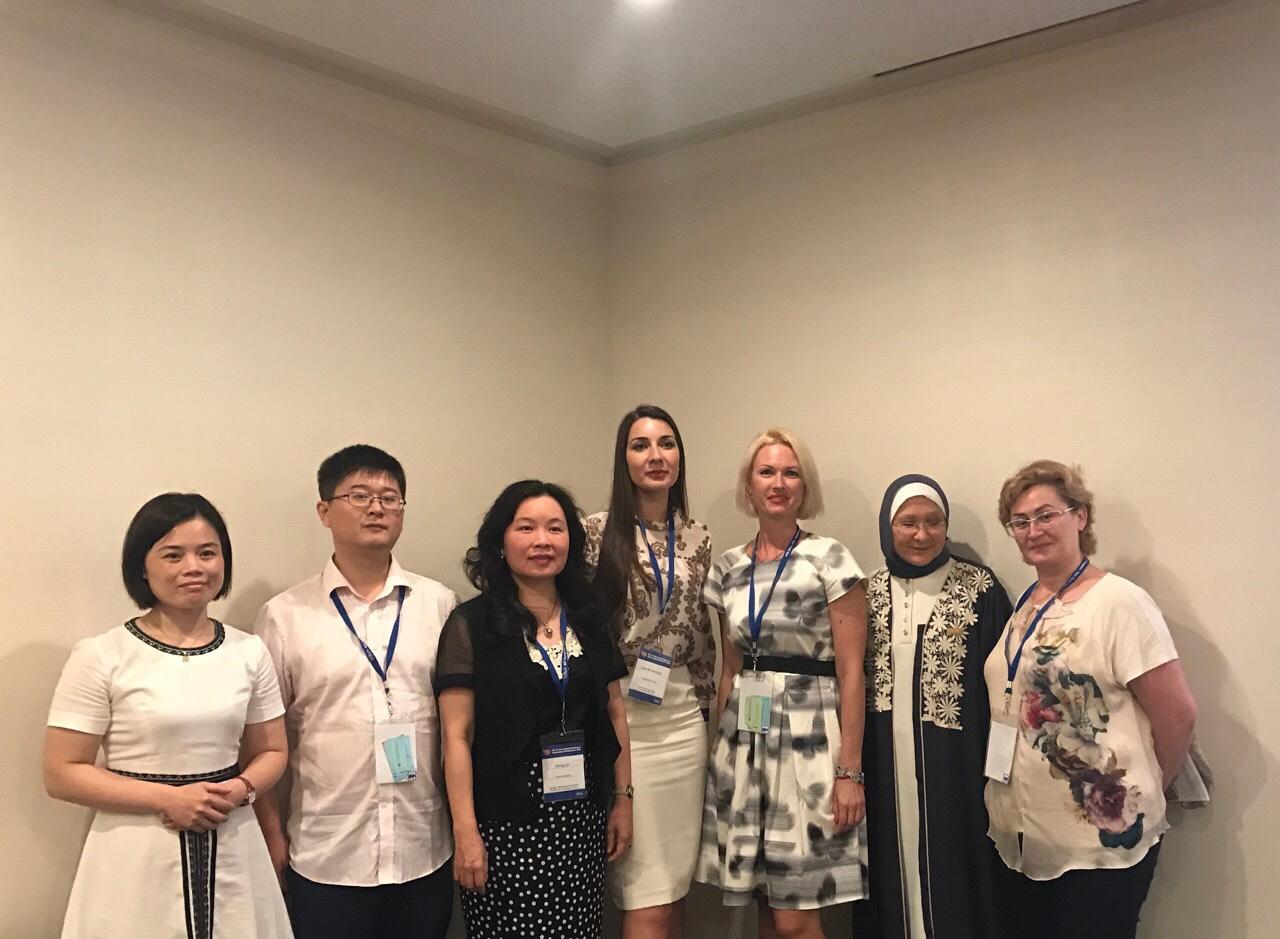 VI Международный Конгресс по Гинекологии и Акушерству (ICGO 2018) IMG 0932