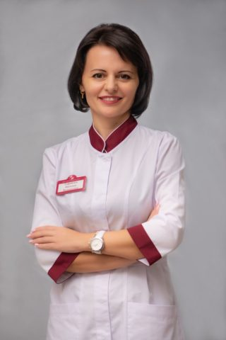 Гафійчук Наталія Валеріївна