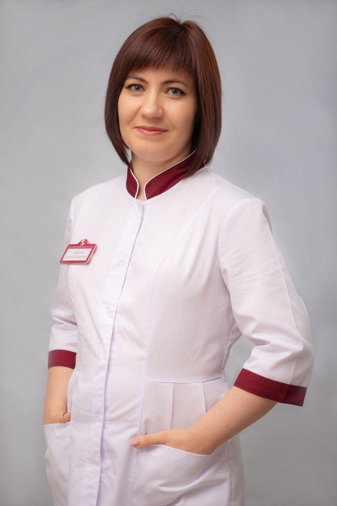 Иванова Оксана Павловна