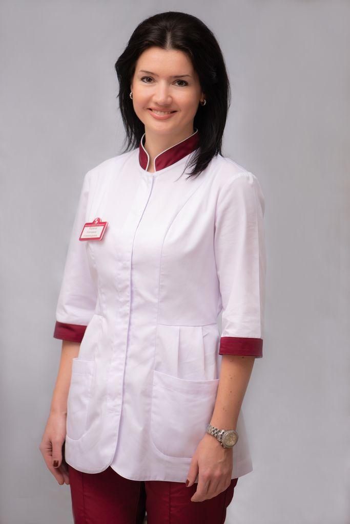 Карауш Екатерина Александровна